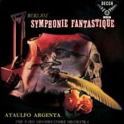 Orchestre de la Société des Concerts du Conservatoire, Ataúlfo Argenta: Berlioz: Symphonie fantastique - Plak