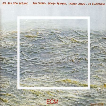 Don Cherry, Dewey Redman, Charlie Haden, Ed Blackwell: Old And New Dreams - CD