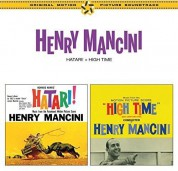 Henry Mancini: OST - Hatari + High Time +4 Bonus Tracks! - CD