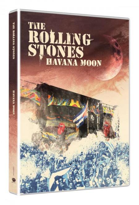 Rolling Stones: Havana Moon - DVD