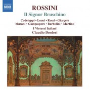Rossini: Signor Bruschino (Il) - CD