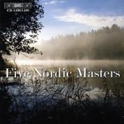 Cristina Ortiz, Gothenburg Symphony Orchestra, Neeme Järvi: Five Nordic Masters (Svendsen, Stenhammar, Nielsen, Sibelius, Tubin) - CD