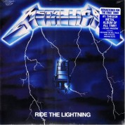 Metallica: Ride The Lightning - Plak