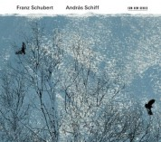 András Schiff: Schubert: Fortepiano - CD