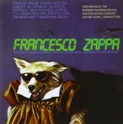 Frank Zappa: Francesco Zappa - CD