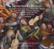 Jordi Savall, Hespèrion XXI: Royal Minstrels - SACD