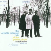 Ornette Coleman: At the Golden Circle Stockholm, Vol.2 - CD