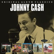 Johnny Cash: Original Album Classics (5CD) - CD