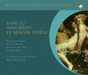 Thierry Felix, Veronique Gens, Rodrigo del Pozo, Annick Massis, Les Musiciens du Louvre, Marc Minkowski: Rameau: Anacreon - CD