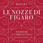 Teodor Currentzis, Musica Eterna: Mozart: Le Nozze Di Figaro - CD