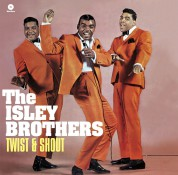 The Isley Brothers: Twist And Shout - Plak