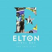 Elton John: Jewel Box: And This Is Me - Plak