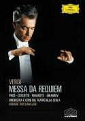 Orchestra e Coro del Teatro alla Scala, Fiorenza Cossotto, Herbert von Karajan, Leontyne Price, Luciano Pavarotti, Nicolai Ghiaurov: Verdi: Messa Da Requiem - DVD