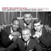 Gerry Mulligan Quartet  - Complete Recordings With Bob Brookmeyer, Joe Benjamin & Dave Bailey. - CD