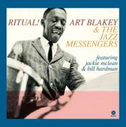 Art Blakey & The Jazz Messengers - Ritual (feat Jackie McLean & Bill Hardman) - Plak
