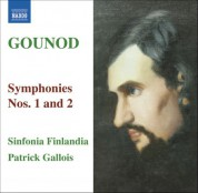 Gounod: Symphonies Nos. 1 and 2 - CD