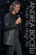 Andrea Bocelli: Under The Desert Sky - DVD