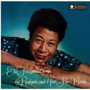 Ella Fitzgerald Sings The Rodgers And Hart Song Book - Plak
