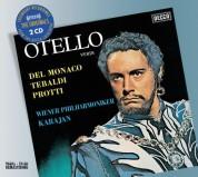 Aldo Protti, Herbert von Karajan, Mario Del Monaco, Renata Tebaldi, Wiener Philharmoniker, Chor der Wiener Staatsoper: Verdi: Otello - CD