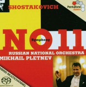 Mikhail Pletnev, Russian National Orchestra: Shostakovich: Symphony No. 11,
