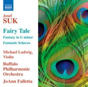 JoAnn Falletta: Suk: Fairy Tale - Fantastic scherzo - CD