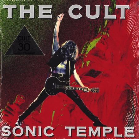 The Cult: Sonic Temple (30th Anniversary Edition) - Plak