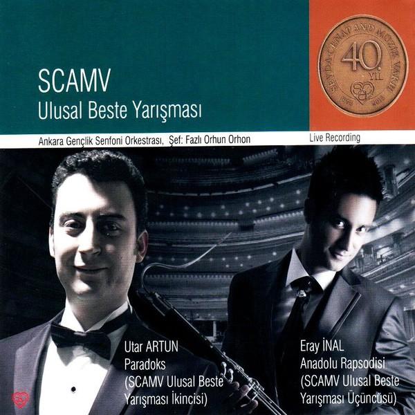 Ankara Gençlik Senfoni Orkestrası, Orhun Orhon: SCAMV Ulusal Beste ...