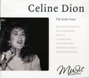 Celine Dion: Early Years - CD