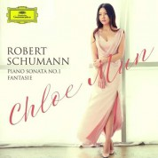 Chloe Mun: Schumann: Piano Sonata No.1 & Fantasie - CD