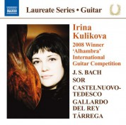 Irina Kulikova: Guitar Recital - CD