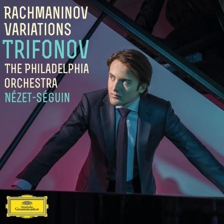 Daniil Trifonov: Rachmaninov Variations - CD