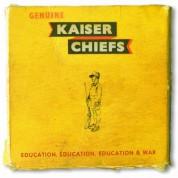Kaiser Chiefs: Education, Education, Education & War - Plak