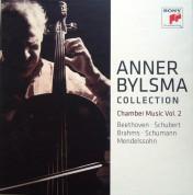 Anner Bylsma plays Chamber Music Vol. 2 - CD