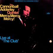 Cannonball Adderley Quintet: Mercy, Mercy, Mercy  ! - CD