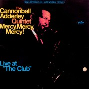 Cannonball Adderley Quintet: Mercy, Mercy, Mercy  ! - CD