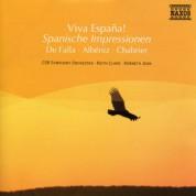 Slovak Radio Symphony Orchestra: Viva Espana! - CD