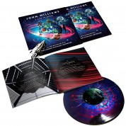 John Williams, London Symphony Orchestra: A Life In Music (Color Marble/Splatter Vinyl) - Plak