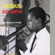 Slide Hampton: Exodus - CD