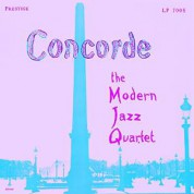 The Modern Jazz Quartet: Concorde - Plak