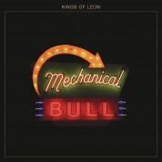 Kings Of Leon: Mechanical Bull - Plak