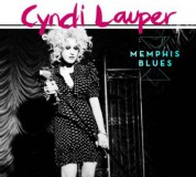 Cyndi Lauper: Memphis Blues - CD