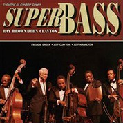 Ray Brown: Super Bass (200g-edition) - Plak