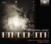 Dresdner Philharmonie, Herbert Kegel, Rundfunk-Kinderchor Leipzig, Hans Sandig, Staatskapelle Dresden, Otmar Suitner: Hindemith: Orchestral Music - CD