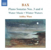 Ashley Wass: Bax: Piano Works, Vol. 2 - CD