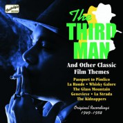 Çeşitli Sanatçılar: Film Music: The Third Man and Other Classic Film Themes (1949-1958) - CD