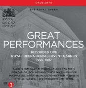 The Royal Opera – Great Performances - CD