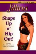 Jillina: Belly Dance By Jillina - 'Shape Up N' Hip Out - DVD