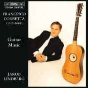 Jakob Lindberg: Corbetta: Guitar Music - CD