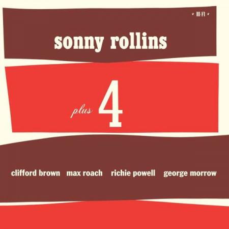 Sonny Rollins: Plus 4 - Plak