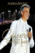 Andrea Bocelli: Concerto: One Night In Central Park - BluRay
